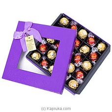 Sweetest Angel By Lindt at Kapruka Online for specialGifts