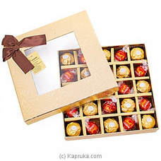 Choco Decker By Lindt at Kapruka Online for specialGifts