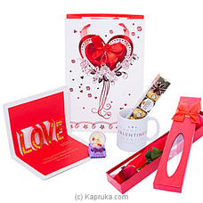 Forever In Love Gift Set By NA at Kapruka Online for specialGifts
