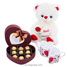 Love Cuddles Gift Set By NA at Kapruka Online for specialGifts