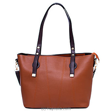 Stylish Brown Shoulder Bag By NA at Kapruka Online for specialGifts