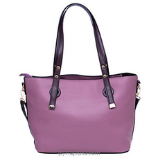 Women`s Fashionable Purple Handbag By NA at Kapruka Online for specialGifts