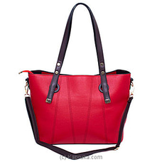 Modish Red Handbag By NA at Kapruka Online for specialGifts