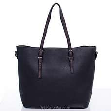 Chic Black Handbag at Kapruka Online