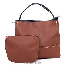 Chic Brown Shoulder Bag By NA at Kapruka Online for specialGifts
