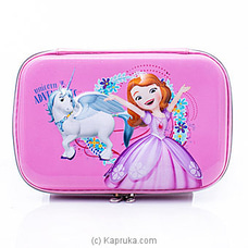 Sofia Light Pink Pencil Case at Kapruka Online
