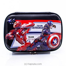 Captain America Children`s Pencil Case By Brightmind at Kapruka Online for specialGifts