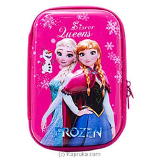 Frozen Pink Pencil Case at Kapruka Online
