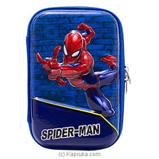Blue Spider Man Pencil Case By Brightmind at Kapruka Online for specialGifts