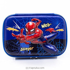 Spider Man Pencil Case By Brightmind at Kapruka Online for specialGifts