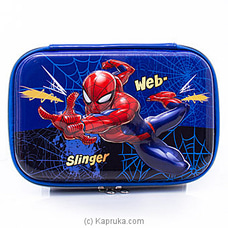 Spider Man Pencil Case at Kapruka Online