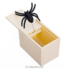 Spider Prank at Kapruka Online