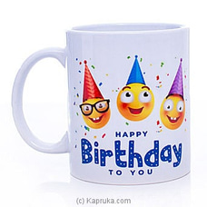 Fancy Birthday Mug at Kapruka Online