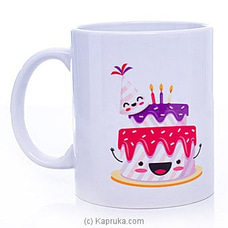Birthday Smile Mug at Kapruka Online