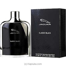 Jaguar Classic Black  For Men 100ml By Jaguar at Kapruka Online forspecialGifts