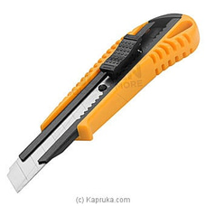 Tolsen Snap-Off Blade Knife TOL30001 By TOLSEN Tools at Kapruka Online forspecialGifts