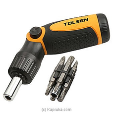 Tolsen 14 In 1 Ratchet Screwdriver TOL20040 at Kapruka Online