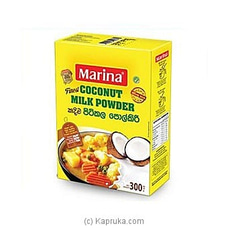 Marina Coconut Milk Powder- 300g at Kapruka Online