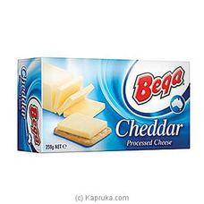 Bega Processed Cheese Block 250g By Bega at Kapruka Online for specialGifts