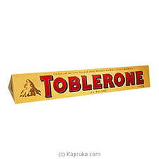 Toblerone Milk .. at Kapruka Online