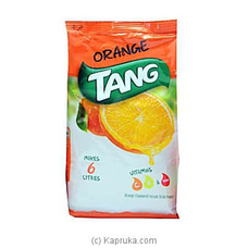 Tang Orange Refill Pack 500g By Tang at Kapruka Online for specialGifts