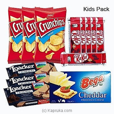 Favourite Yummies Kid`s Pack at Kapruka Online
