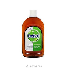 Dettol Liquid - 110ml at Kapruka Online