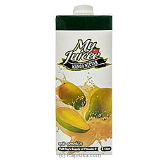 My Juicee Mango Nectar 1L By Lanka Milk Foods at Kapruka Online for specialGifts