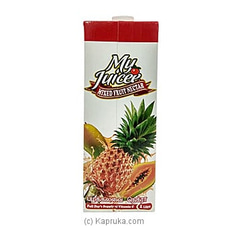 My Juicee Mixed Fruit Nectar 1L By Lanka Milk Foods at Kapruka Online for specialGifts