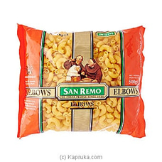San Remo Rigati Penne No.18 500g By San Remo at Kapruka Online for specialGifts