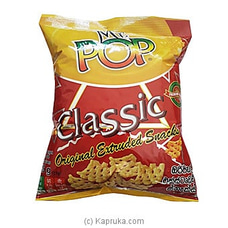 Mr. POP Classic 25g at Kapruka Online