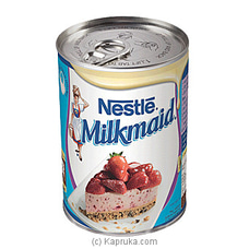 MILKMAID Sweetened Full Cream Condensed Milk- 510g at Kapruka Online