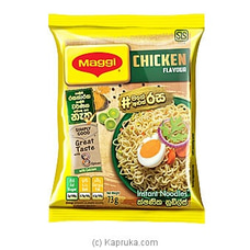 MAGGI Chicken Noodles 73g By Maggi|Nestle at Kapruka Online for specialGifts