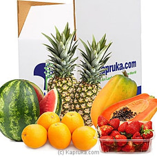 Fresh Fruit Box - Vitamin C Fruits at Kapruka Online