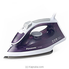 Panasonic Steam Iron- Violet (PAN-NI-M300TVSG(VI)) at Kapruka Online