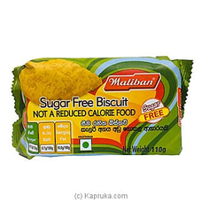 Maliban Sugar Free Biscuit- 110g By Maliban at Kapruka Online for specialGifts