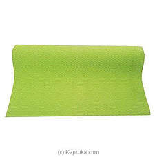 Mayura Natural Rubber Yoga Mat By NA at Kapruka Online for specialGifts