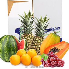Healthy Fresh Fruit Box - Vitamin C Fruits By Kapruka Agri at Kapruka Online for specialGifts