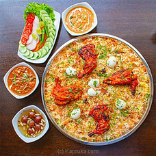 Fried Rice Deviled Chicken Sawan at Kapruka Online