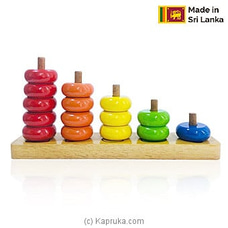 Stacking Color Counting By Sarvodaya at Kapruka Online for specialGifts