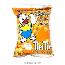 Tipi Tip Cheesy Balls - 50g By Uswatte at Kapruka Online for specialGifts
