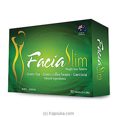 Facia Slim 30 Capsules By Facia at Kapruka Online for specialGifts