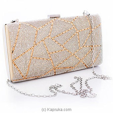 Clutch- Fashionable Evening Ladies Clutch By NA at Kapruka Online for specialGifts