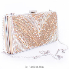 Clutch- Modish Evening Ladies Clutch By NA at Kapruka Online for specialGifts