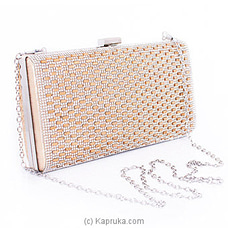 Clutch- Trendy Evening Ladies Clutch By NA at Kapruka Online for specialGifts