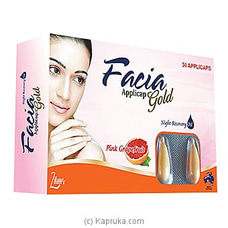 Facia Gold Applicap By Facia at Kapruka Online for specialGifts