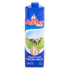 Anchor Fresh Milk- 1L By Anchor at Kapruka Online for specialGifts