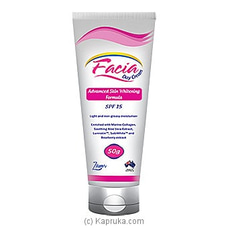 Facia Whitening Day Cream - 50g By Facia at Kapruka Online for specialGifts