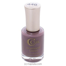 CCUK Diamond Gloss Nail Polish- By British Cosmetics at Kapruka Online for specialGifts