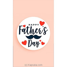Fathers Day Greeting Card at Kapruka Online for specialGifts